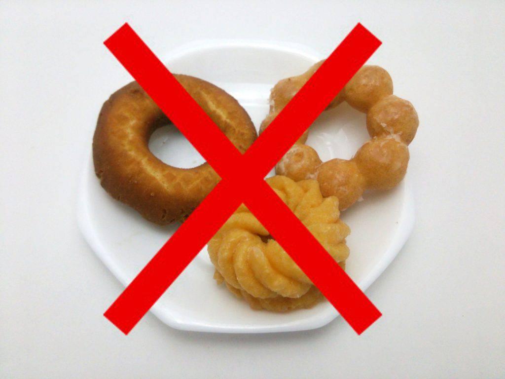 ごはんの替わりにお菓子を食べる→「カロリーだけが高いので必要な栄養がたりません」