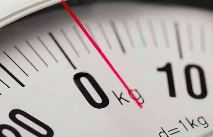 一番わかりやすいk(キロ)の単位は体重計
