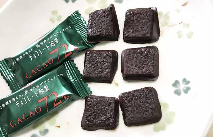 ゆたろぐ流の焼きチョコのレシピ