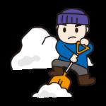 雪かきに水・お湯を使用してはいけない理由とは?