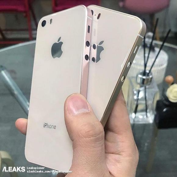 iPhone SE 2の画像が流出?驚きの進化を遂げる?