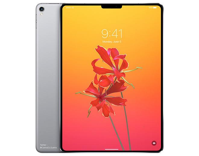 iPhoneXsと同時にiPad Proも発表か