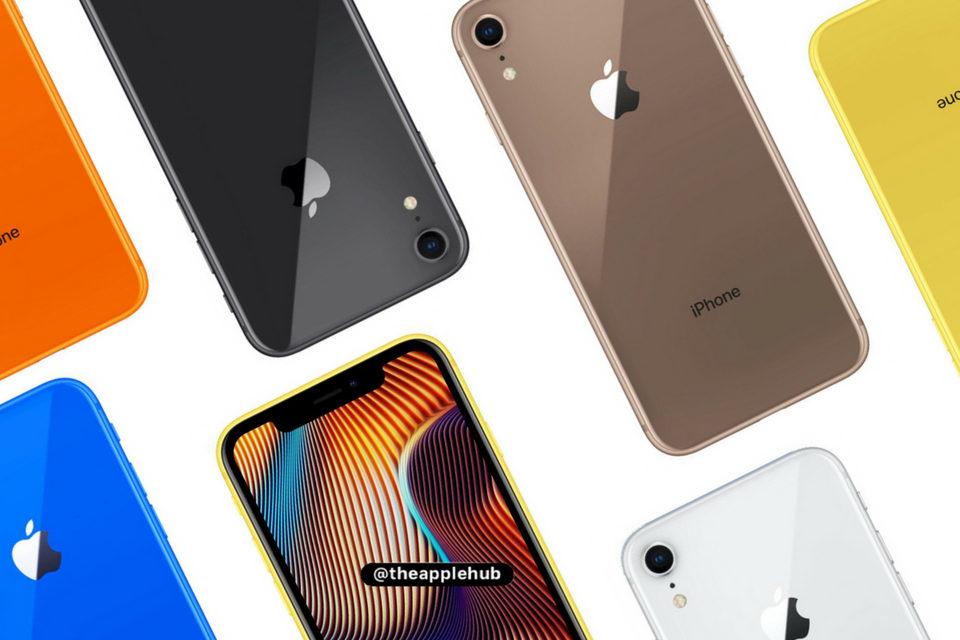 iPhoneXRの値段は200ドル安い?