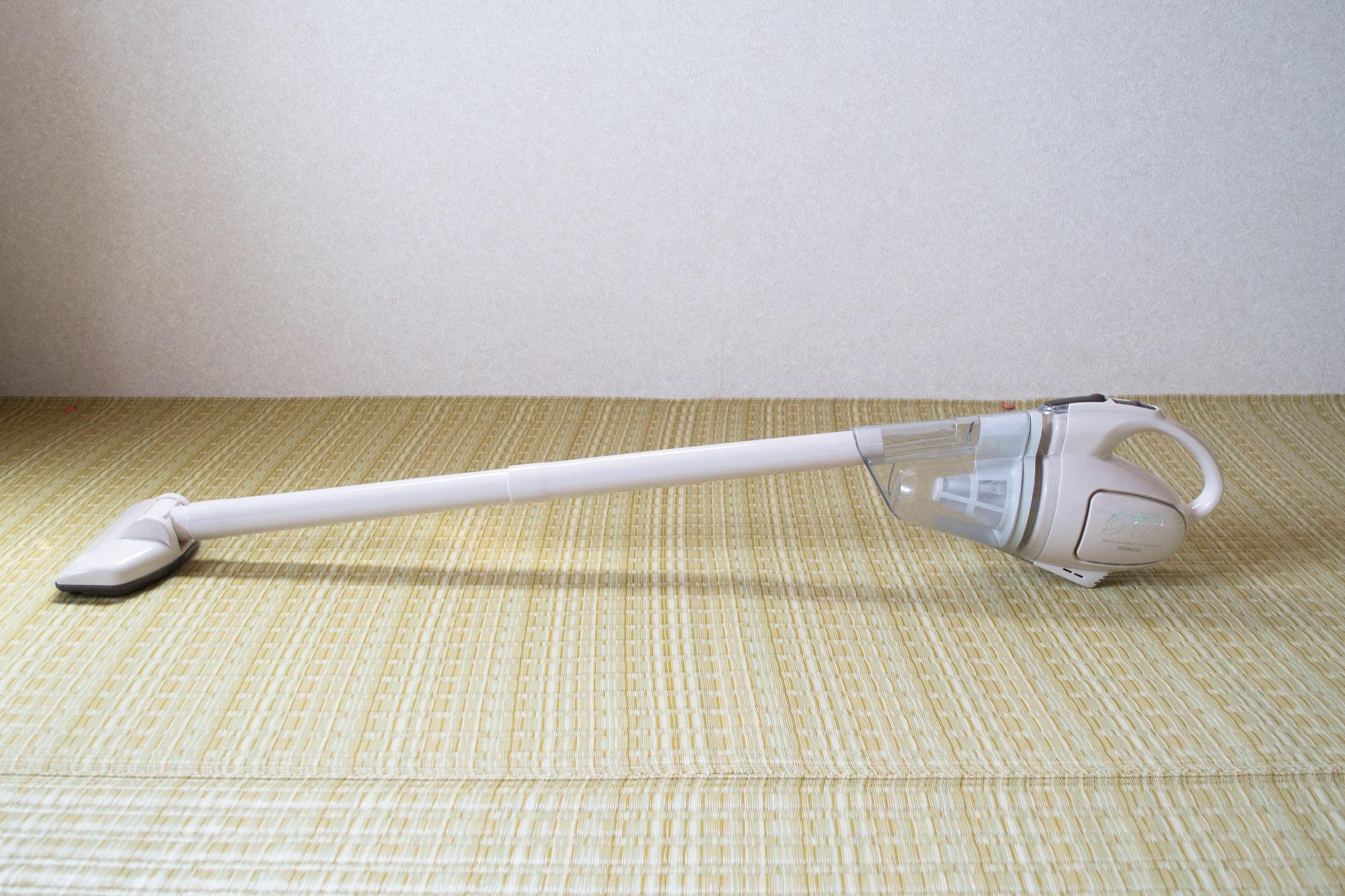 ツインバード サイクロンクリーナー HC-5237