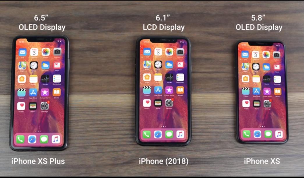 【発売日迫る!】iPhoneXR/iPhoneXsの動画が公開!スペックや機能、カメラはどうなる?