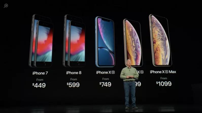 iPhoneXSとiPhoneXRはどちらがおすすめ?最大の違いとはなに?スペック・カメラ機能などを比較してみた。