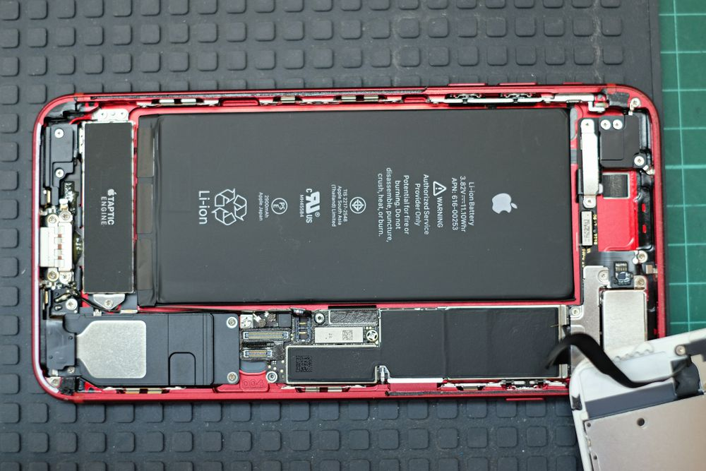 iPhoneのバッテリーは熱に弱い
