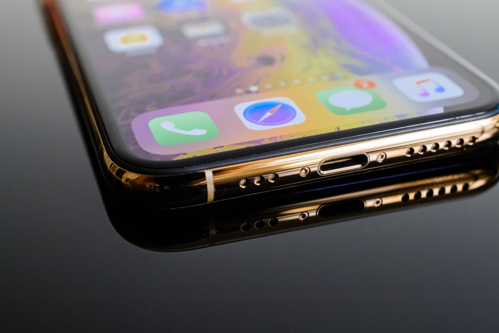 iPhoneXs Maxのスピーカー音量・音質ともに◎