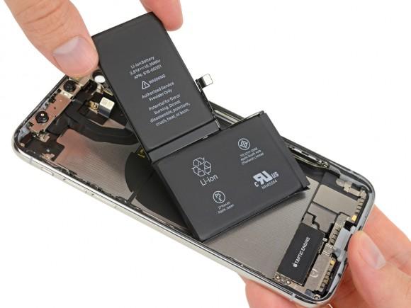 iPhoneXsのバッテリー持続時間が、iPhoneXより短いってホント?衝撃の実験結果を考察。