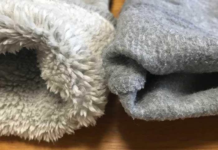 冬のルームウェアは【ニトリ】あったかボアパンツがおすすめ