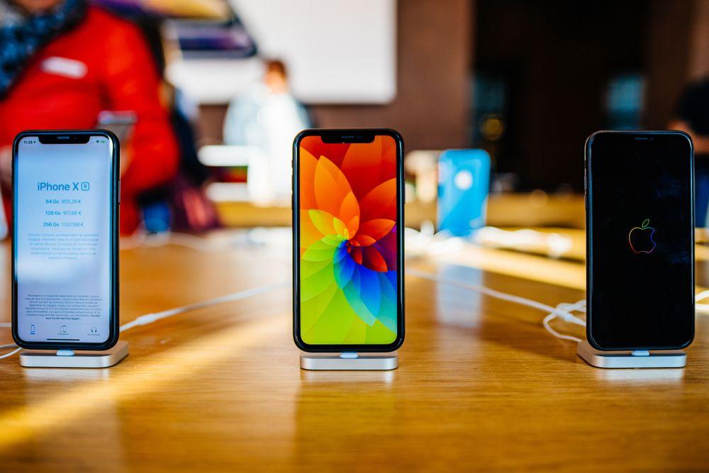 iPhoneXSとXRは、どっちが安い