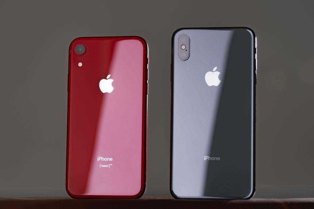 iPhoneXSとXRのカメラ性能の差
