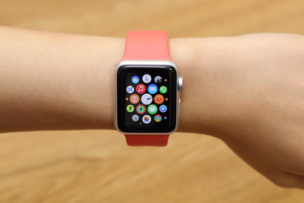 Apple watch発信の流れ