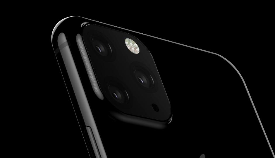 【2019年秋モデル】iPhoneⅪはトリプルレンズ搭載へ│超高画質カメラが実現。