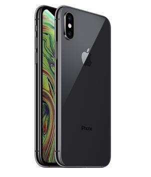 iPhoneXSのスペースグレー