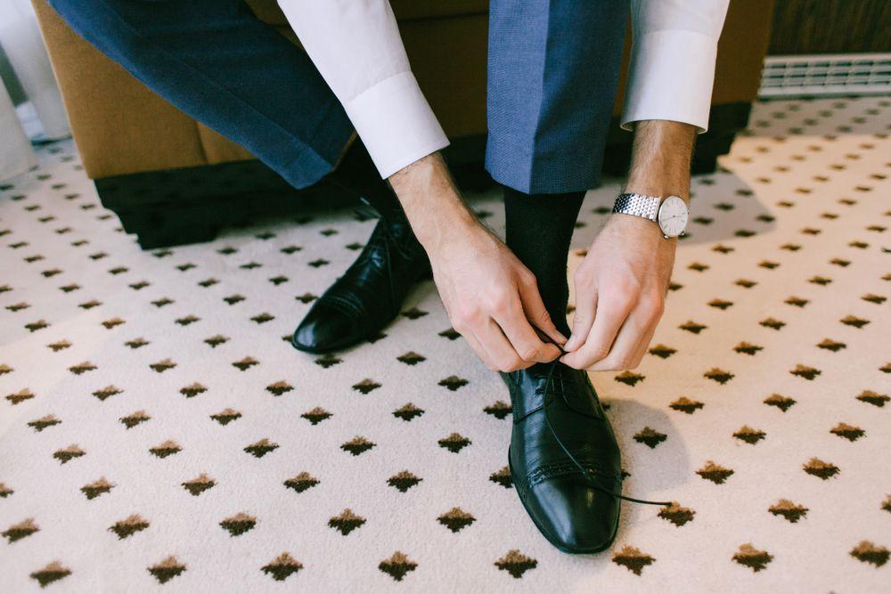 ビジネスシーンでの靴の重要性