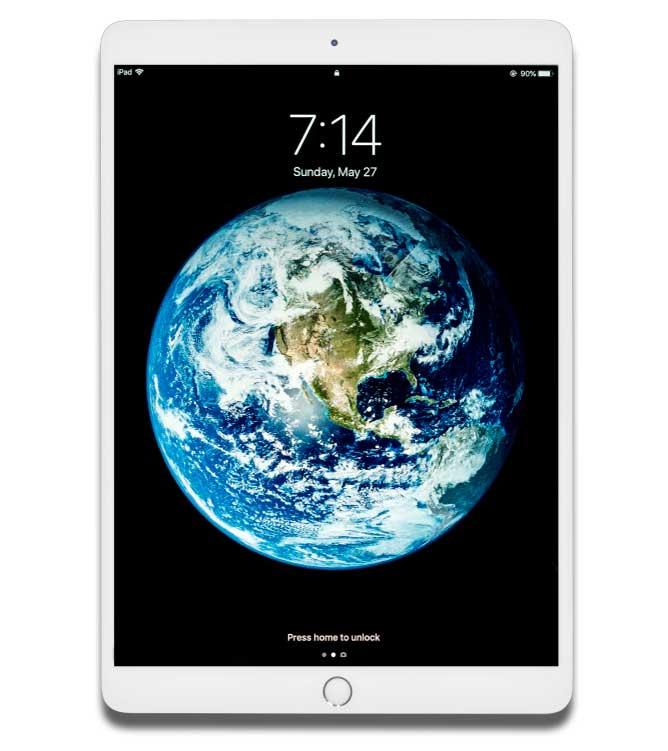 iPadAir(10.5)とiPadPro(10.5)は解像度・ピクセル密度まですべて同じ