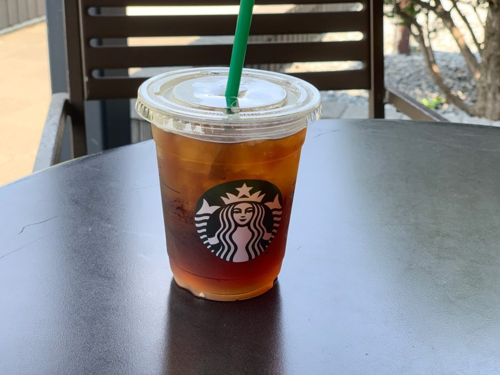 starbucks-Cold Brewedsoda-dou