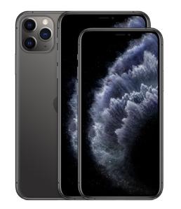 iPhone11Pro/11ProMaxのスペースグレイ