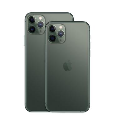 iPhone11Pro男性におすすめのカラーは3位はミッドナイトグリーン