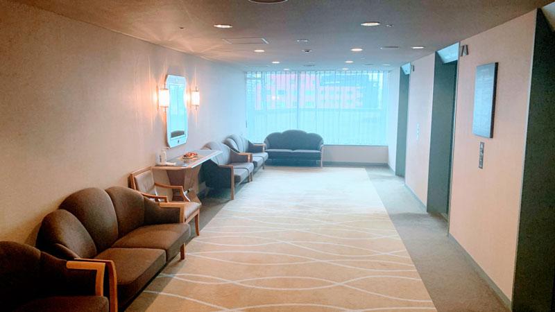 札幌パークホテル自体は、若干古さを感じる部分はあります。