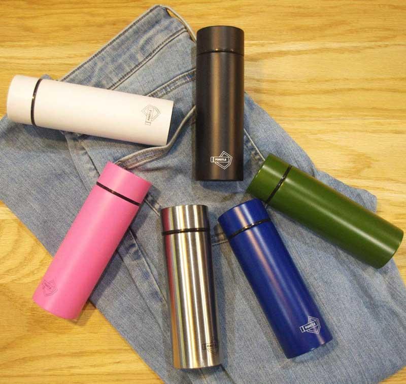 コンパクト水筒ポケトルの商品写真