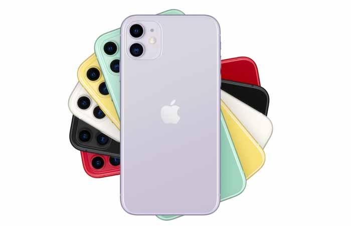iPhone11は5Gには非対応です。