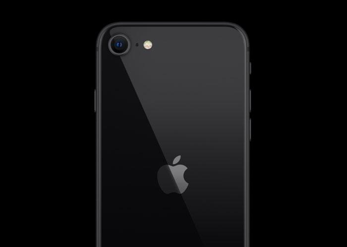 iPhonese2ブラック