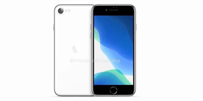 2020年版の新型iPhoneSEとは