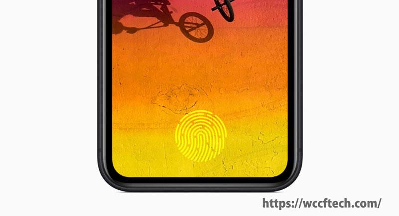 iPhone 12シリーズでTouch IDが採用される?